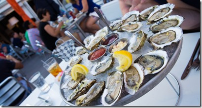oysters in provincetown